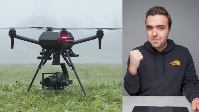 Sony Airpeak Drone - FULL Trailer Breakdown
