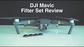 Sandmarc DJI Mavic Filter Set Review!