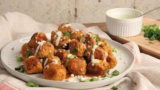 Buffalo Chicken Meatballs | Episode 1228
