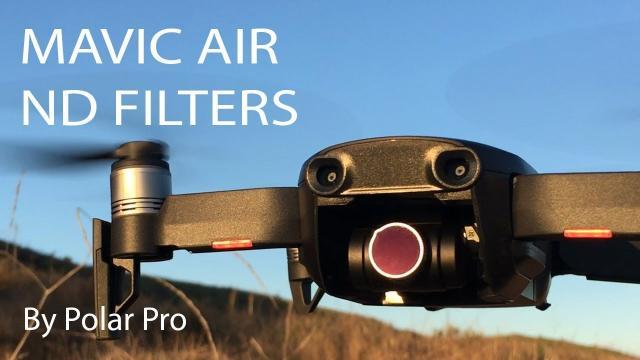 DJI Mavic Air ND Filters by Polar Pro