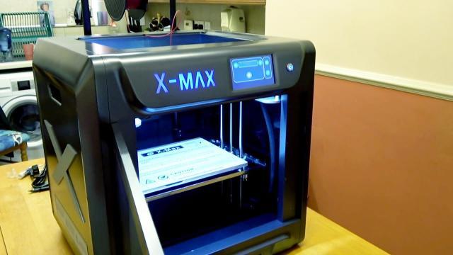 QiDi X Max 3D Printer Unboxing & Review