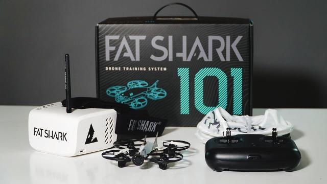 Fat Shark 101 FPV UNBOXING