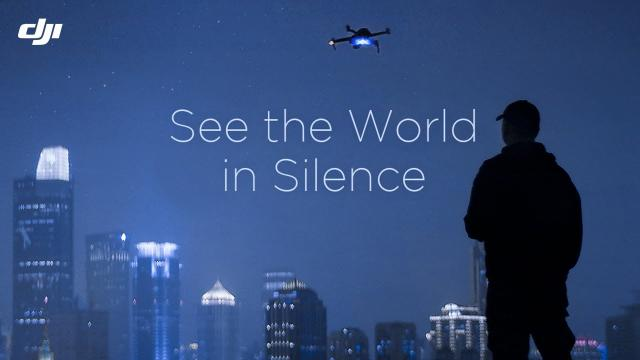 DJI Stories  - See the World in Silence