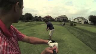 I Mounted A GoPro To My Golf Club