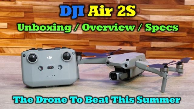 DJI Air 2S - Complete Overview and First Impressions
