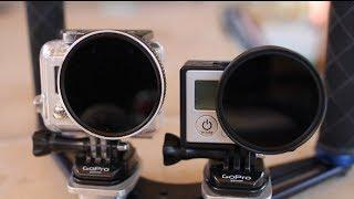 SRP Polarzier Filter - Why Do I Use Them? GoPro Tip #265