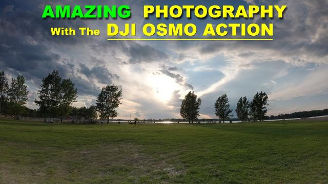 Amazing Photography with the DJI OSMO ACTION - How To
