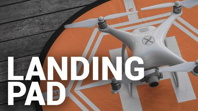 Landing Pad for the DJI Phantom 4 Pro