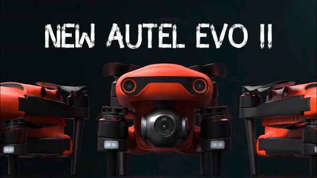 AUTEL DECLARES WAR ON DJI