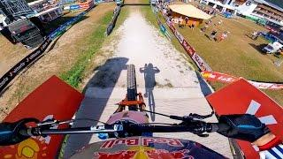 GoPro: The Unbeatable Rachel Atherton - 2016 UCI Mountain Bike World Cup Season