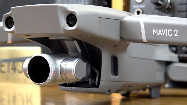 DJI Mavic 2 Zoom Filters ND8 16 32 64 Camera Lens Set