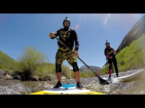 GoPro: SUP With Chuck And Izzi - GoPro Mountain Games 2015