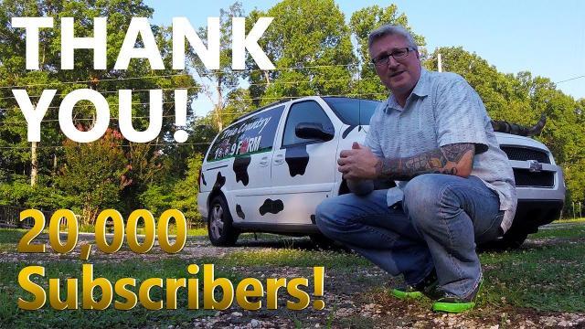 Ken Heron - 20,000 Subs - THANK YOU!