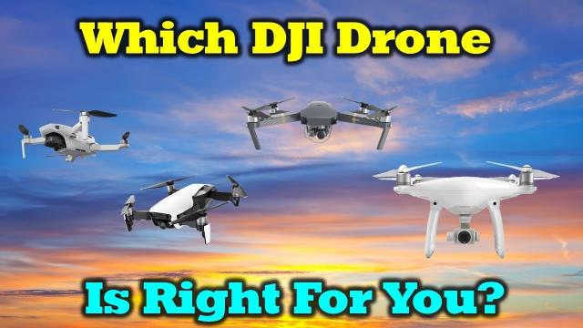 Which DJI Drone Is Right For You? - A Buyers Guide