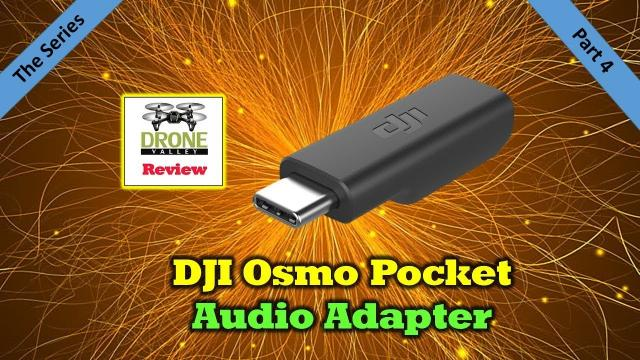 Osmo Pocket Audio Adapter - Full Testing and Review