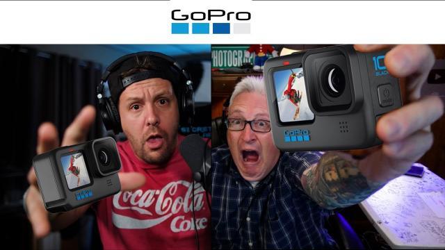 Ken and Ken talk Hero 10 | GoPro Hero 10 Review