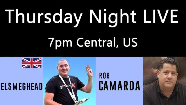 Ken Heron - TNL (Show #208) Long Island pilot Rob Camarda