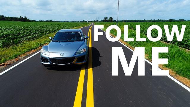Ken Heron - DJI Phantom 4 Pro - Follow Me Mode [4K]