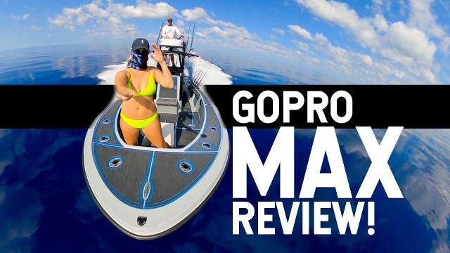 GOPRO MAX! IS IT A GIMMICK? FOOTAGE!