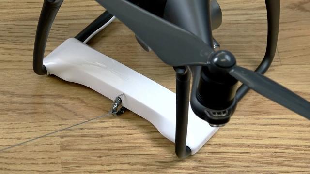DJI Phantom 4 series Air Dropping System by PGYTECH