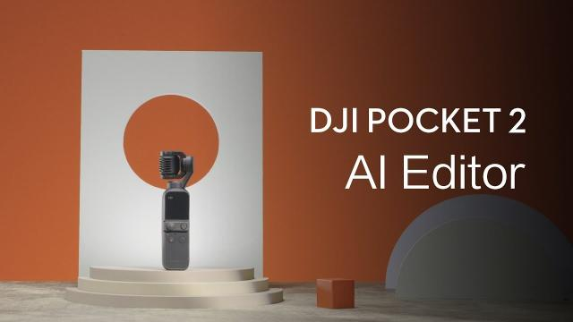 DJI Pocket 2 | Using AI to EASILY EDIT YOUR VIDEOS
