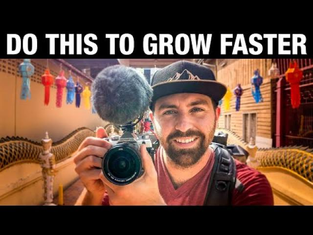 Grow a YouTube Channel Fast & Get More Views (secrets revealed)