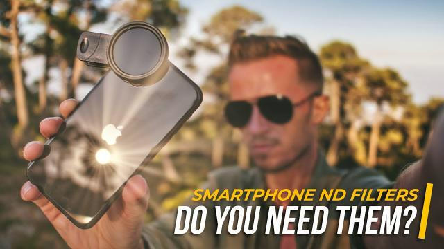 ND FILTERS FOR SMARTPHONE VIDEO // DO YOU REALLY NEED THEM?