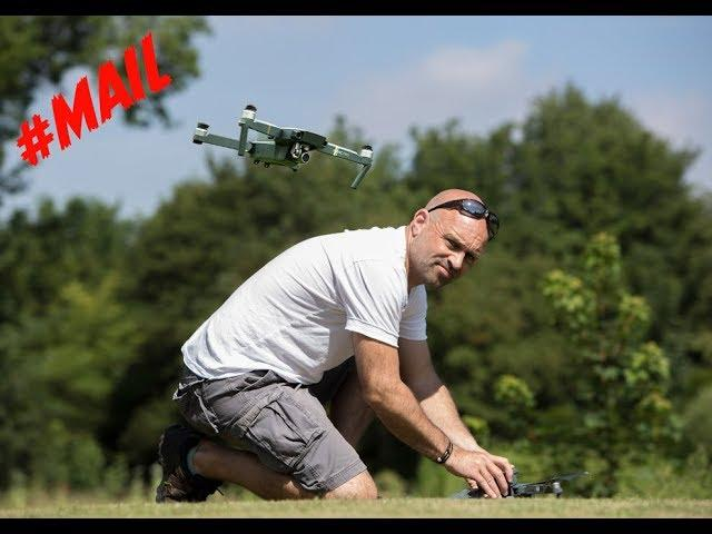How DO you keep Tablet/ IPad charged when flying Drones? //#MAIL- 85