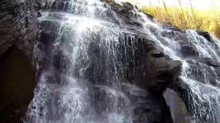 GoPro Slow Motion | Waterfall Test | 720p 120fps
