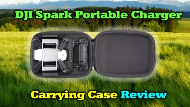 Custom DJI Case for Your Spark Portable Charging Station