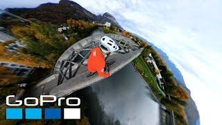 GoPro Awards: MTB Bridge Stunt Ride