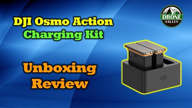 Osmo Action Charging Kit - Keep Your Camera Recording All Day