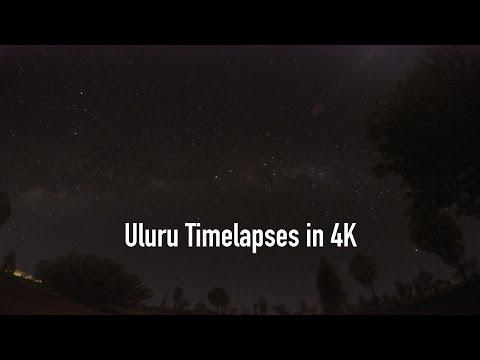 GOPRO HERO 4 4K TIME LAPSE: ULURU IN UHD