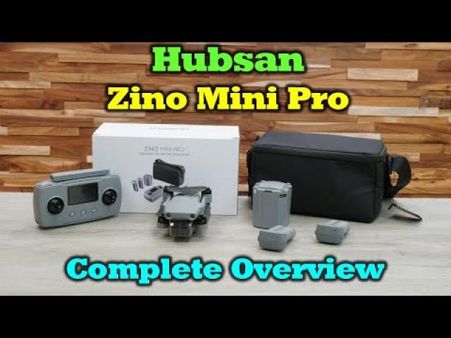 Hubsan Zino Mni Pro - Complete Hands On Overview