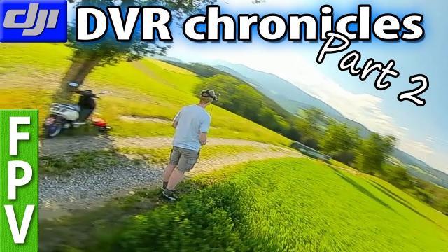 DVR Chronicles Part2 (Emax HawkPro Caddx Vista)
