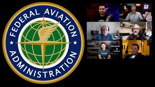 FAA Drone Advisory Committee Panel - Vic Moss and Kenji Sugahara