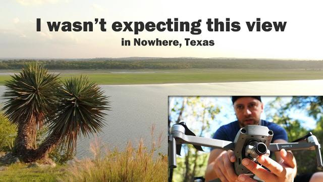 Last Day in Texas - Hiking w/ Drones, Don't Slip!