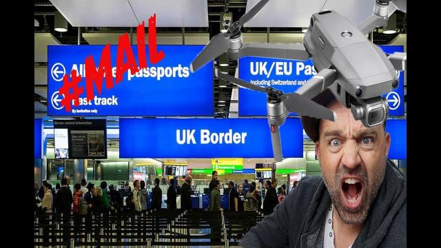 Do I need to register my drone when Visiting the UK?//MAIL- #115
