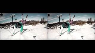 GoPro 3D: Skiing&Snowboarding in Mammoth