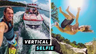 GoPro Vertical Selfie! GoPro Tip #670 | MicBergsma